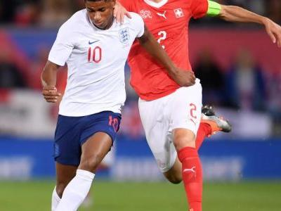 Rashford's a 'big part' of England's future - Southgate