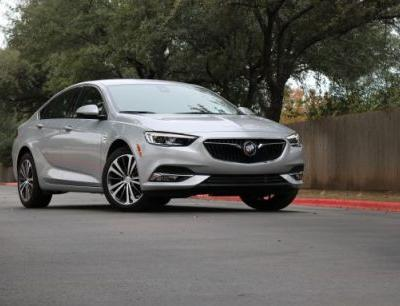 2018 Buick Regal Sportback First Drive: It's a Buick Again