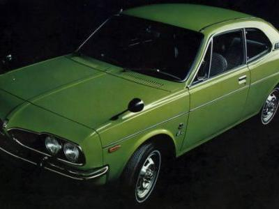 Do not forget the air-cooled Honda 1300 Coupe, one of the weirdest, coolest cars the company ever ma