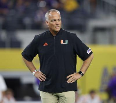 Former Georgia, Miami coach Mark Richt says he's OK after heart attack: 'I plan to be at work this week'