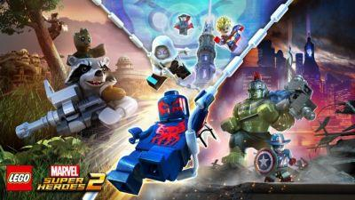 LEGO Marvel Super Heroes 2 Launches This Holiday For PS4, Xbox One, Nintendo Switch, and PC