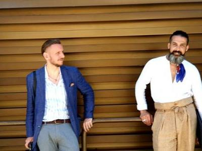 Pitti Uomo Italy - The Real Men's Fashion Week