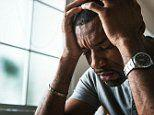 New dads suffer from postnatal depression just as much as mothers, study finds