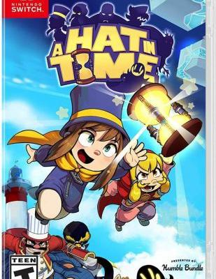 A Hat In Time Nintendo Switch Release Date Announced Alongside Physical Edition