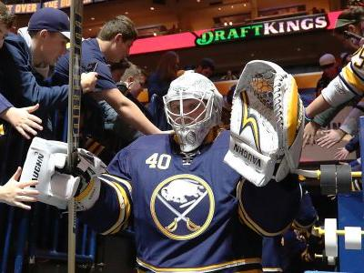 NHL free agency: Islanders sign goalie Robin Lehner to 1-year deal