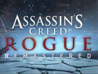 Assassin's Creed Rogue Is Getting The Remaster Treatment This March