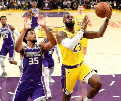 Trail Blazers Vs. Lakers Live Stream: How To Watch The NBA Online
