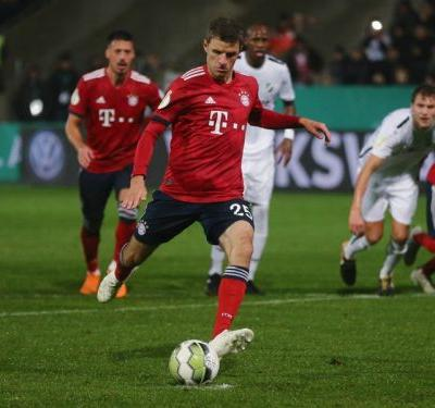 Rodinghausen 1 Bayern Munich 2: Pokal progress secured despite unimpressive performance