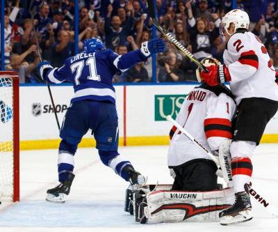 Devils get rude welcome to the playoffs