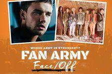 Fan Army Face-Off: Liam Payne vs. Super Junior's E.L.F in Round 4