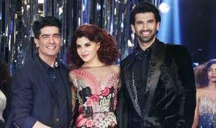 Jacqueline Fernandez, Aditya Kapoor close LFW with Manish Malhotra's glam couture