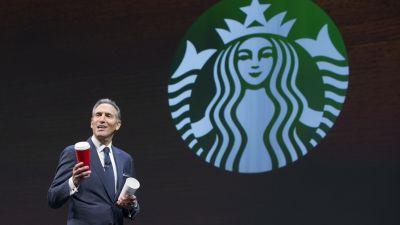 Starbucks' Howard Schultz Speaks Out Against 'the Empowerment of White Supremacists'