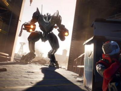 Get Used to 'Fortnite's' Powerful Mech Suits