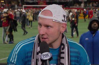 Brad Guzan on winning the 2018 MLS Cup