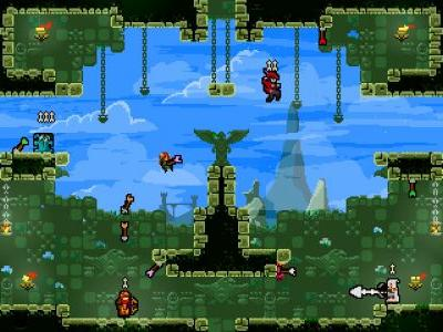 Competitive platformer TowerFall is still on the way for Switch