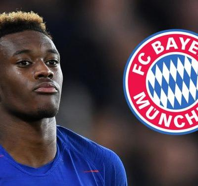 Chelsea will report Bayern to FIFA if there's evidence of 'tapping up' £35m Hudson-Odoi
