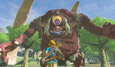 Breath Of The Wild's Hard Mode Won't Overwrite The Main Game