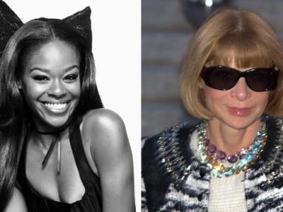 """Azealia Banks' New Song """"Anna Wintour"""" is Surprisingly Sweet"""
