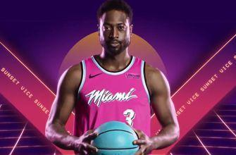 Twice as Vice: Heat unveil new 'Earned' variant of special jerseys