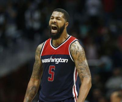 Report: Wizards' Markieff Morris to miss training camp time due to hernia surgery