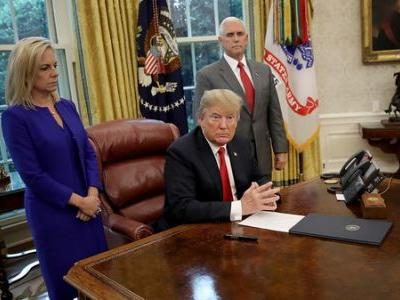 Trump's Executive Order On Family Separation: What It Does And Doesn't Do
