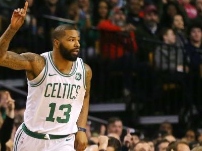 Marcus Morris' game-winner completes wild ending to Celts' rally past Thunder