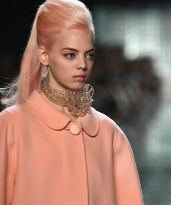 The Pastel Hair Trend Is The Coolest Way To Soften Up Your Fall Beauty Look