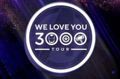 We Love You 3000 Tour Announced to Celebrate Avengers: Endgame