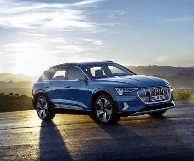 Audi e-Tron SUV Already Has 10,000 Orders