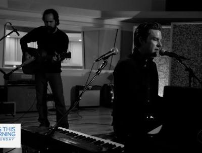 """Watch The Killers Debut """"Blowback"""" And Cover Tom Petty On CBS This Morning"""