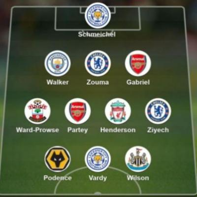 Premier League team of the week: Arsenal summer signings make BBC XI after win over Manchester United