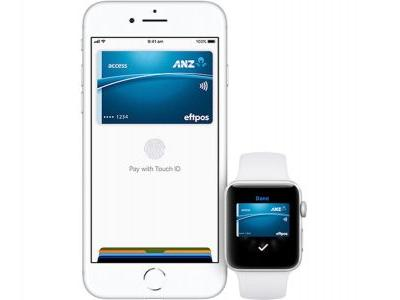 Apple Pay now works with Eftpos cards from ANZ in Australia