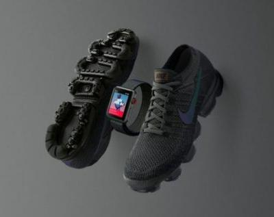 Nike Midnight Fog Apple Watch 3 launched to match new Air VaporMax