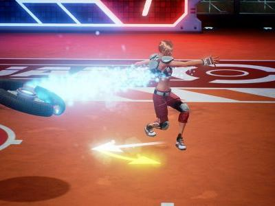 Disc Jam is flying on over to Switch next month