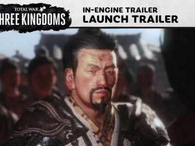 Total War: Three Kingdoms Launch Trailer Lands Ahead of Release