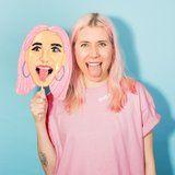 Sweet-Toothed Narcissists Can Now Lick Their Very Own Life-Size Face Lollipops