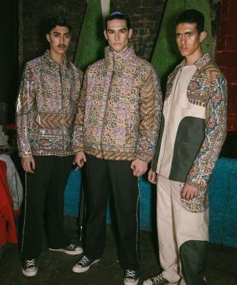 London's newest men's designers on authentically channelling their heritage