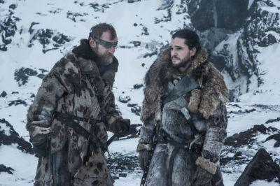 "Recapping Game of Thrones: Winter Comes Too Fast ""Beyond the Wall"""