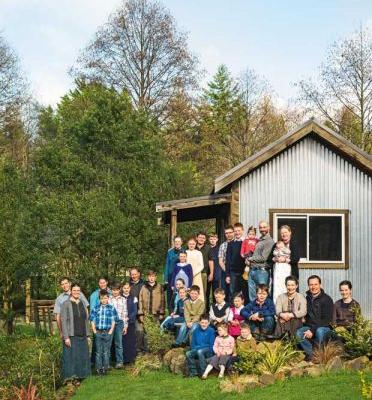 Kimbolton religious community launches tiny house and heritage barn-building business