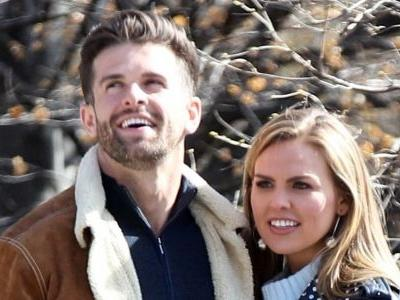 New 'Bachelorette' Hannah B. Already Packs on PDA With New Guy While Filming