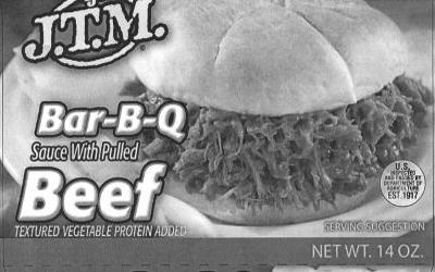 Ohio company recalls 7 tons of barbecued beef for rubber bits