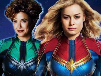 Captain Marvel's Mother Could Be The MCU's MAR-VELL