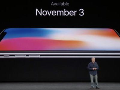 Apple iPhone X pre-order begins in India on October 27