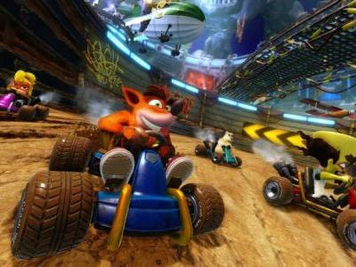 Crash Team Racing Nitro-Fueled Coming In June