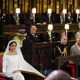 Here's Why There Was an Empty Seat at Prince Harry and Meghan Markle's Royal Wedding