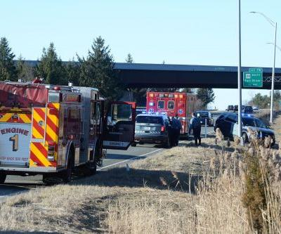 State police say woman was stabbed, stranded on highway