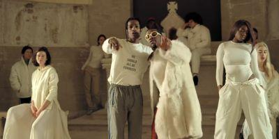 """Watch A$AP Rocky and A$AP Ferg's New """"Wrong"""" Video"""