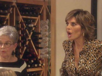 Real Housewives Of Beverly Hills Recap: Party Fouls
