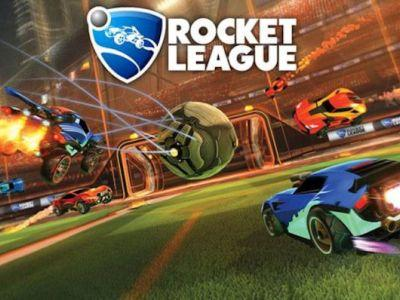 Rocket League Is Now Available On The Nintendo Switch