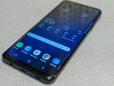 This could be our first look at the Samsung Galaxy S10 Plus in the wild